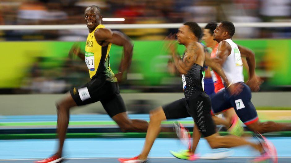 Usain Bolt JO 2016