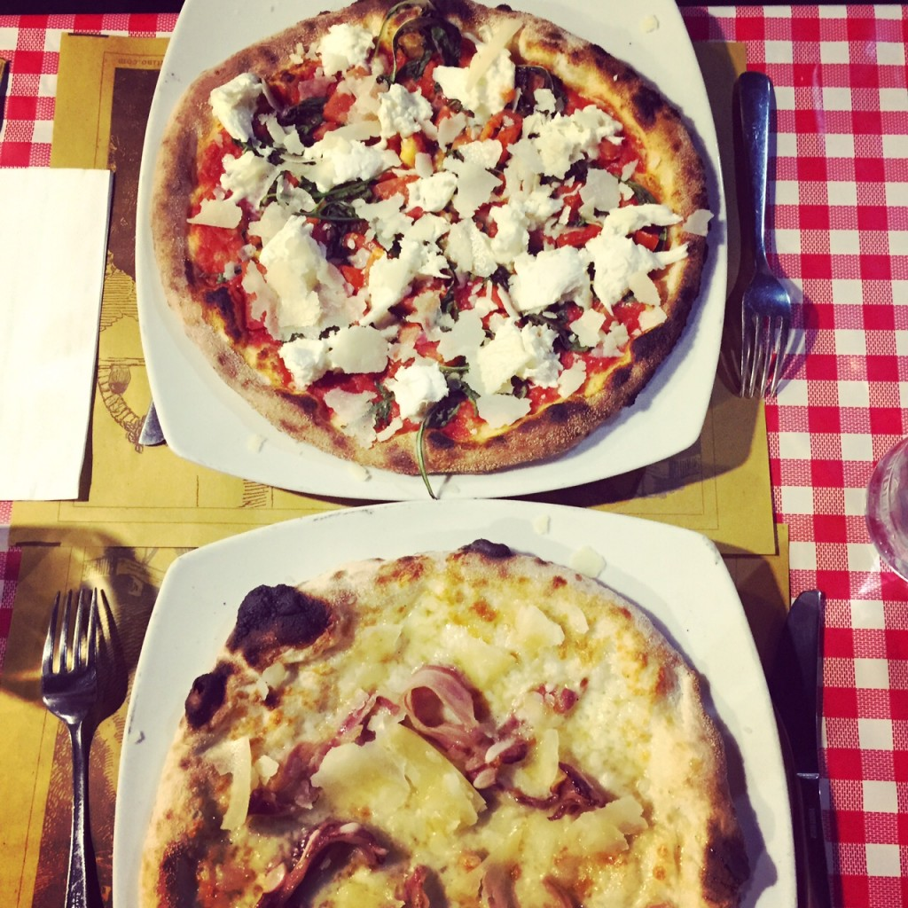 Rome Pizza Al Grotino