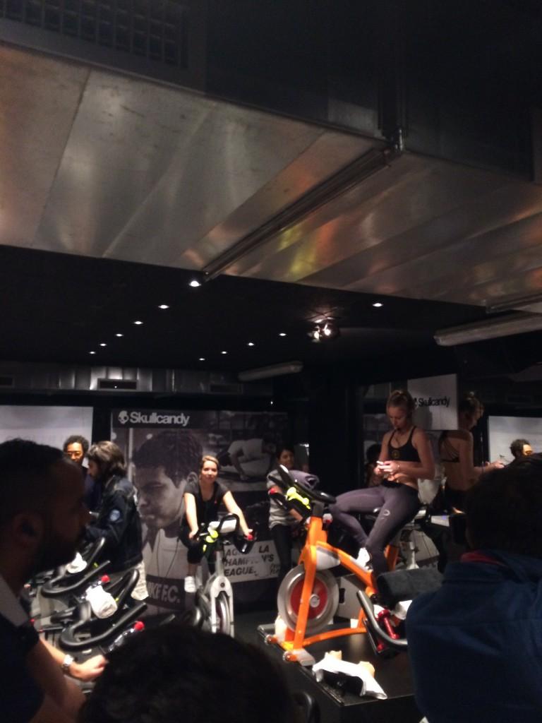 Skullcandy dynamo cycling thiago silva