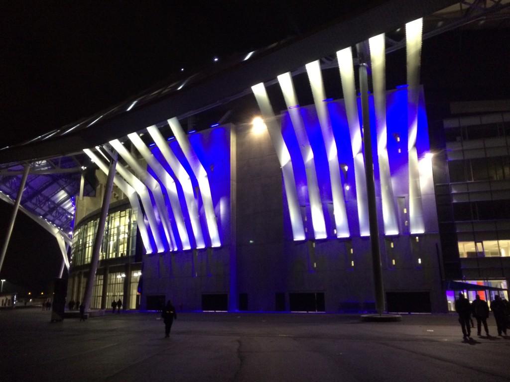 Parc OL Nuit