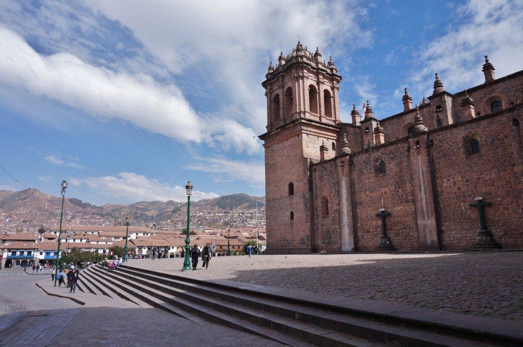 Cusco Cathédale