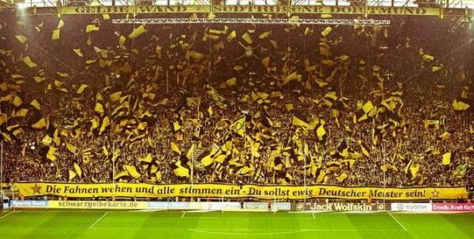Dortmund Mur Jaune