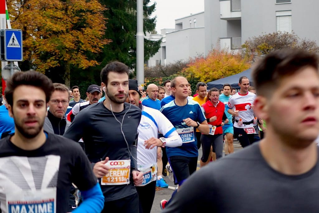 Marathon Lucerne