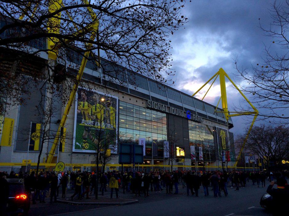 Dortmund/Bayern