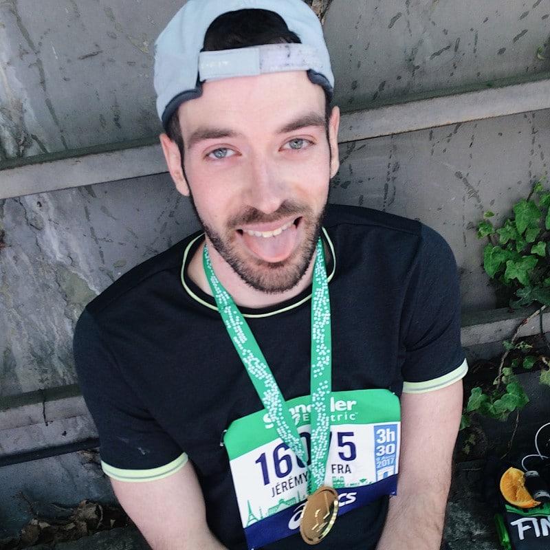 compte rendu marathon de Paris