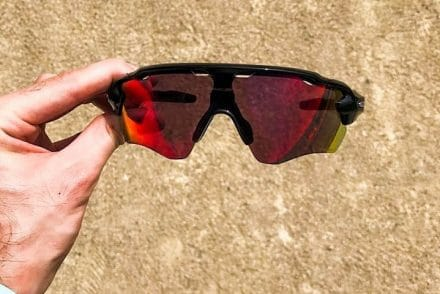 Test Oakley Radar Pace