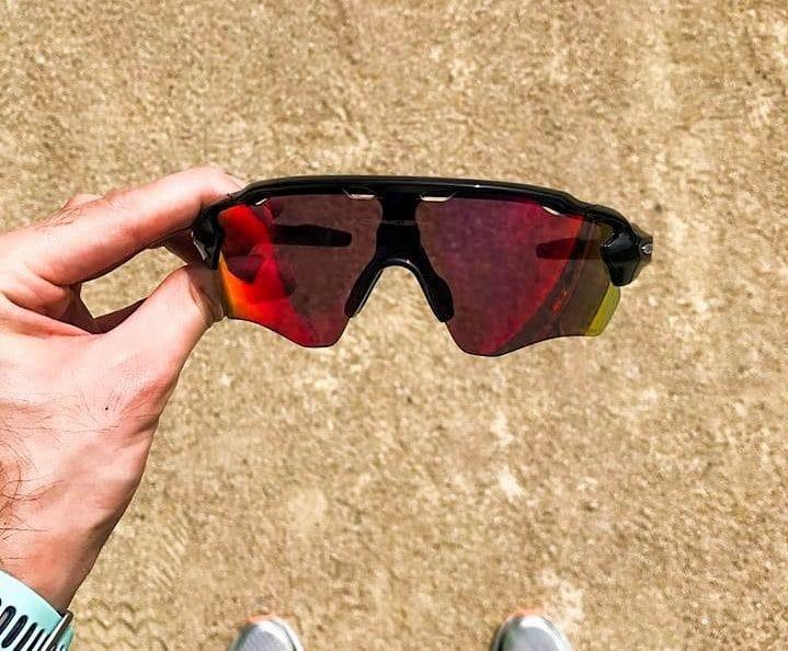 0a304a034c Test Oakley Radar Pace : Les lunettes connectées pour vos runs et ...