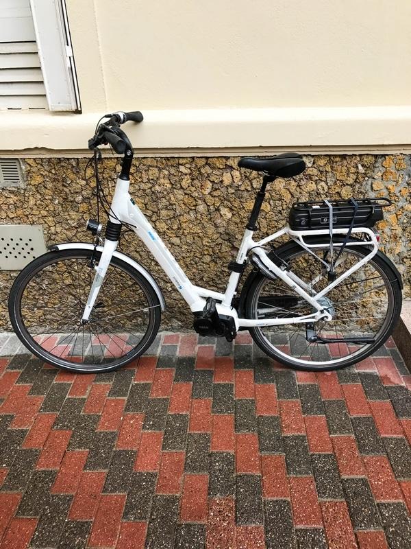 Une semaine en vélo électrique dans Paris