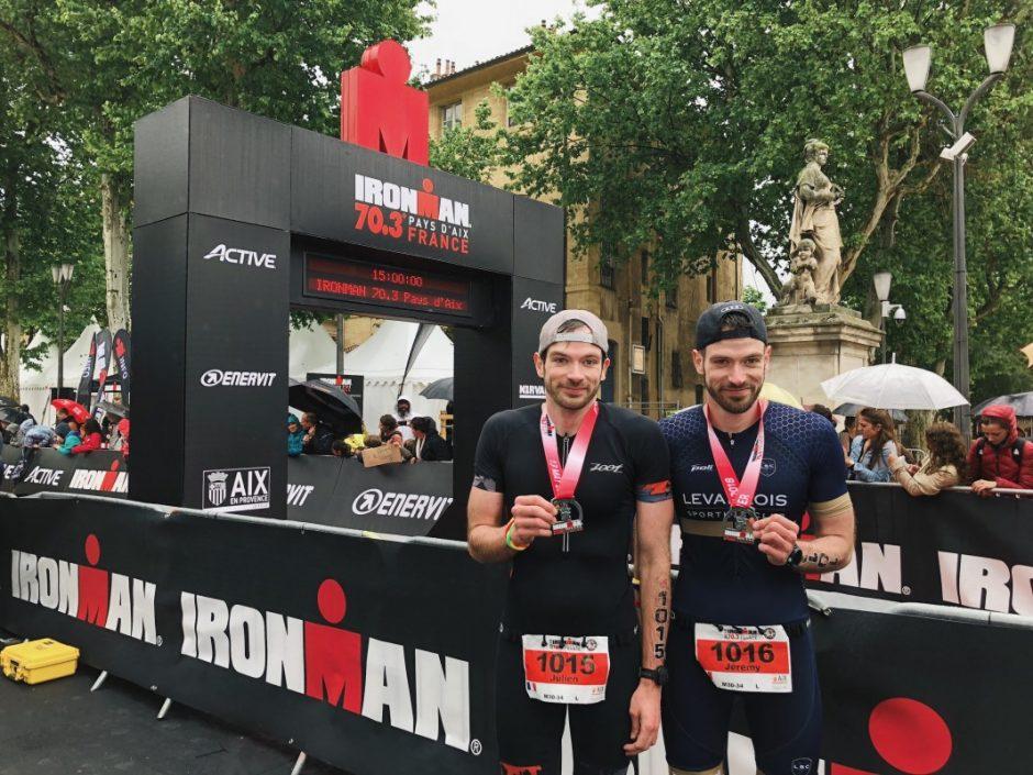 Compte rendu Ironman Pays d'Aix 70.3