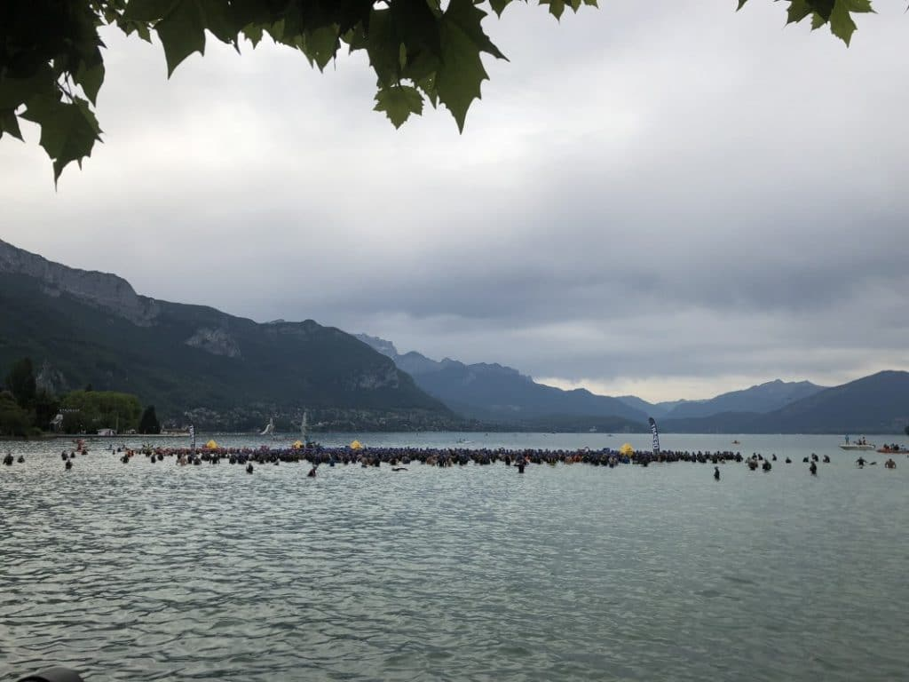 Triathlon Annecy 2018