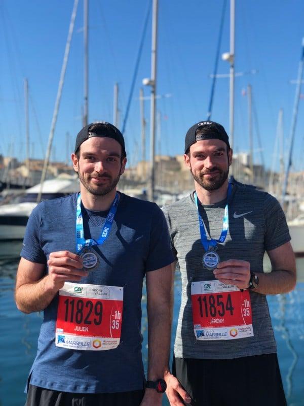 Semi marathon Marseille