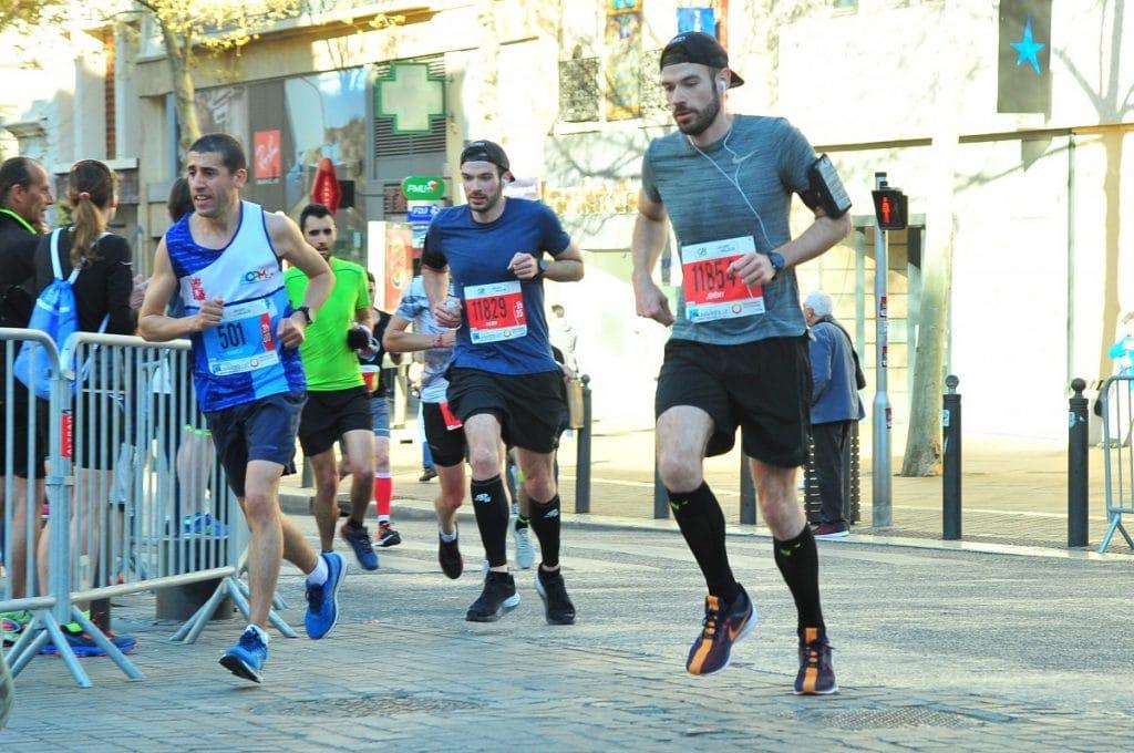 Semi marathon de Marseille