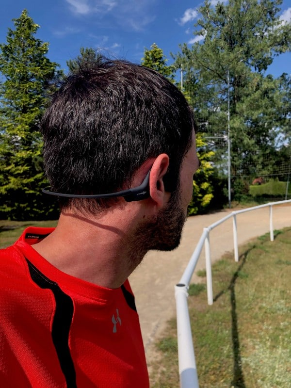 test aftershokz aeropex 1