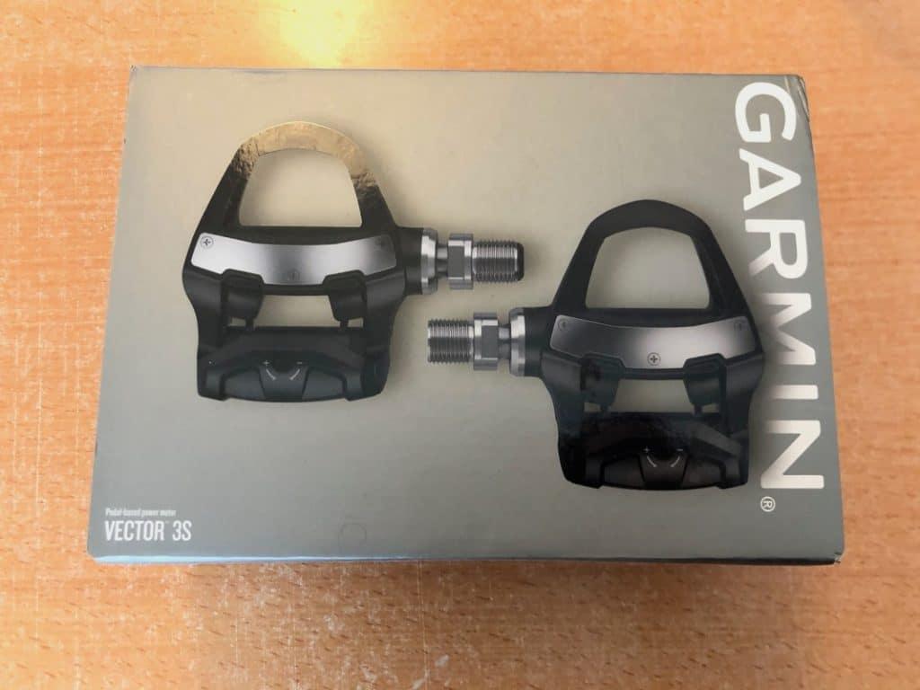 Test Garmin Vector 3S