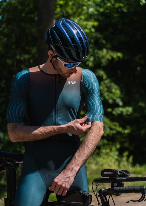 rifonction Homme Manches HA1 - JUJE triathlon 1