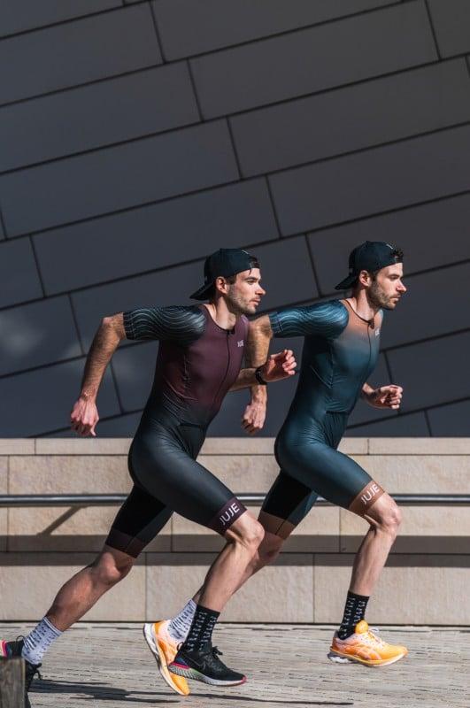 Trifonction Homme Manches JA1 - JUJE Triathlon 2