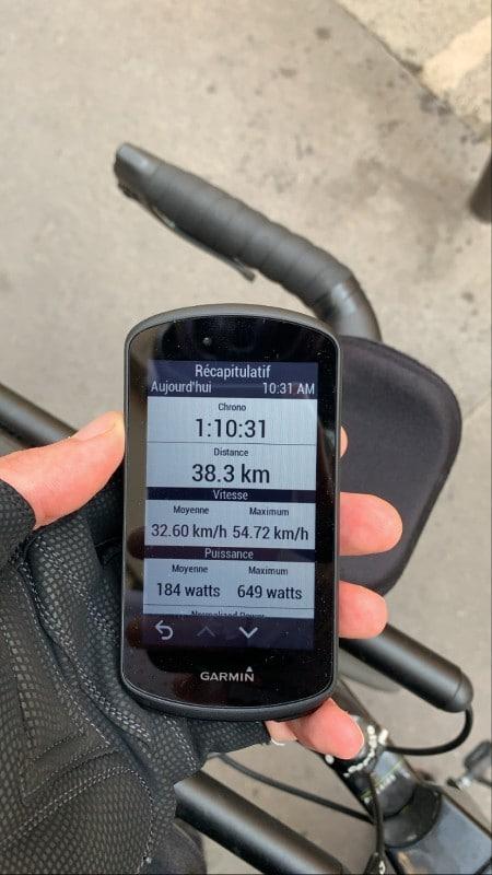 Tes Compteur Vélo Garmin Edge 1030 Plus
