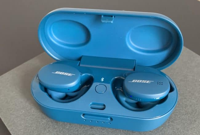 Test Bose Sport EarBuds