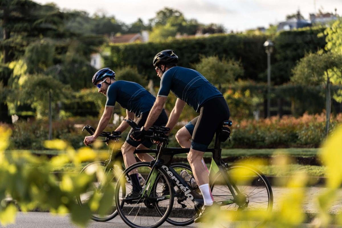 Maillot Vélo Endurance JUJE 21- Triathlon et cyclisme
