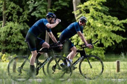 Maillots et Cuissards Vélo Homme JUJE triathlon et cyclisme